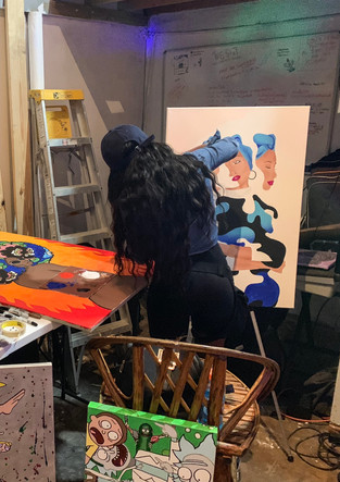 Von the Artist