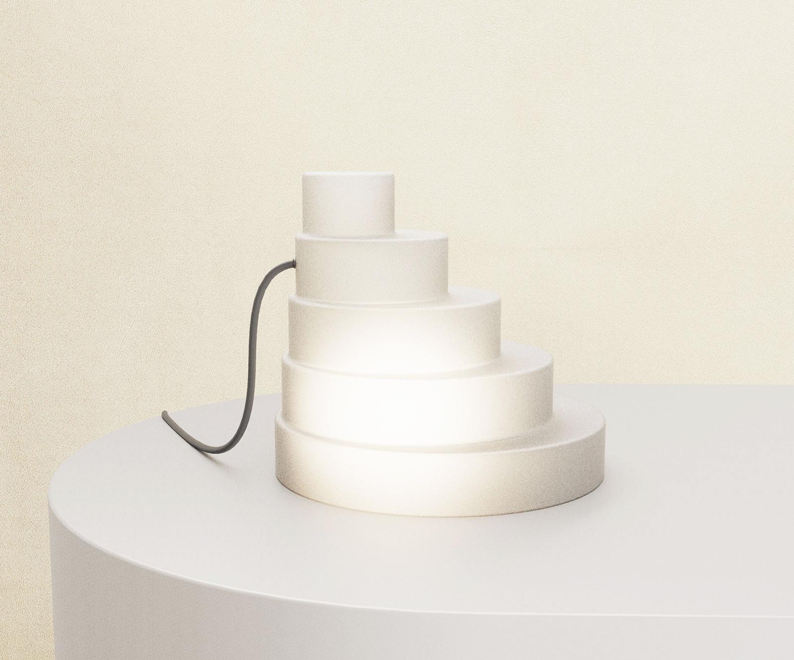 Cake Lamp  /  2018