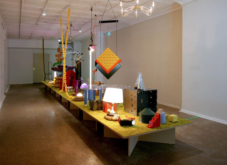 Brick Lamp @ JONALDDUDD 2019
