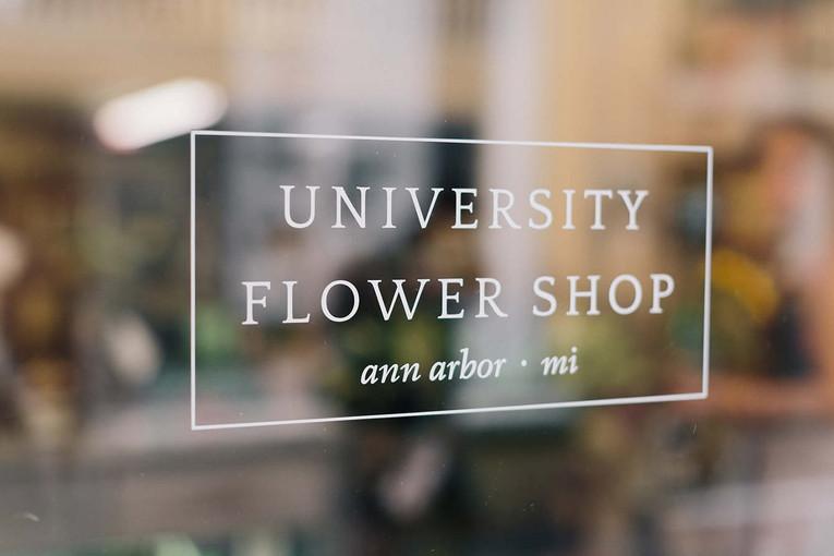 University Flower Shop