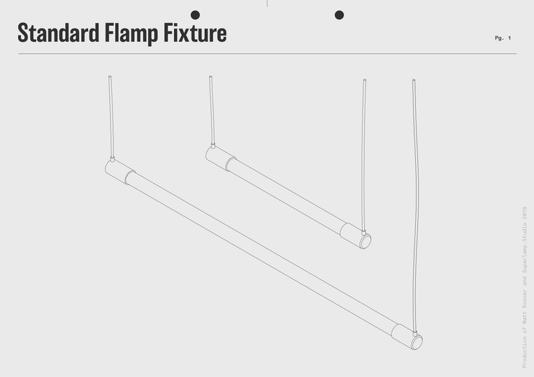 FLAMP_MCD_Standard Flamp Fixture_Drawing