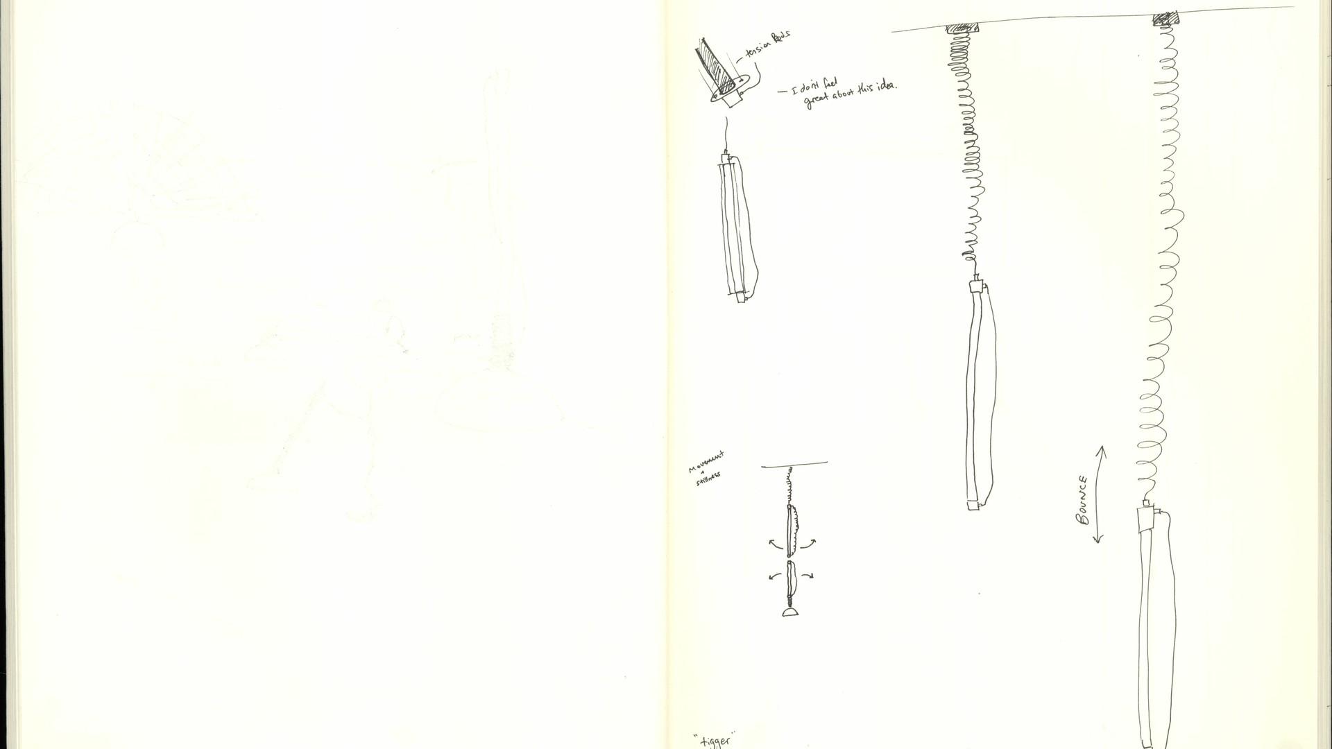 Sketchbook – Flamps