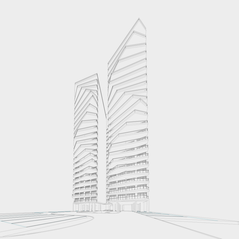 Twin Towers By M Residence
