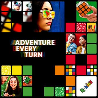 Rubik's Adventure Every Turn