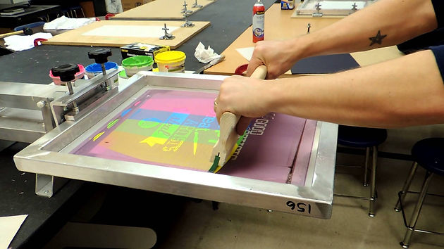 Image result for The Advantages of Screen Printing T Shirts