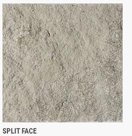 FLINT HILLS MOTTLED SPLIT FACE