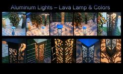 Lights Lava Lamp