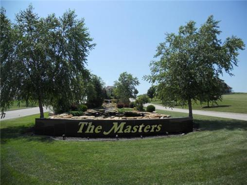 THE MASTERS ENTRY MONUMENT