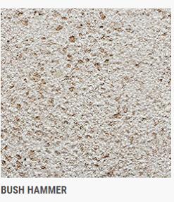 PRAIRIE SHELL BUSH HAMMER
