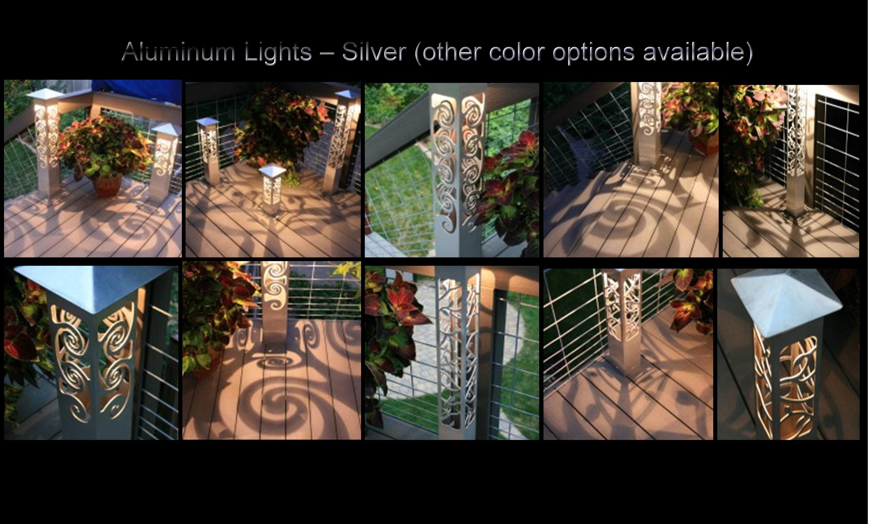 Aluminum Lights