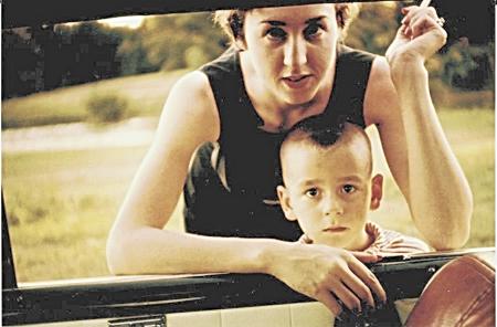 Mother & Son circa 1959