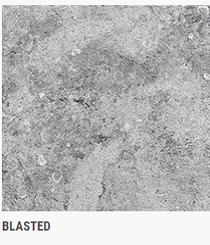 PLAZA GRAY BLASTED