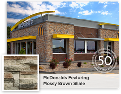 MCDONALDS MOSSY BROWN