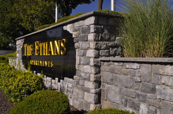 THE ETHANS ENTRY MONUMENT