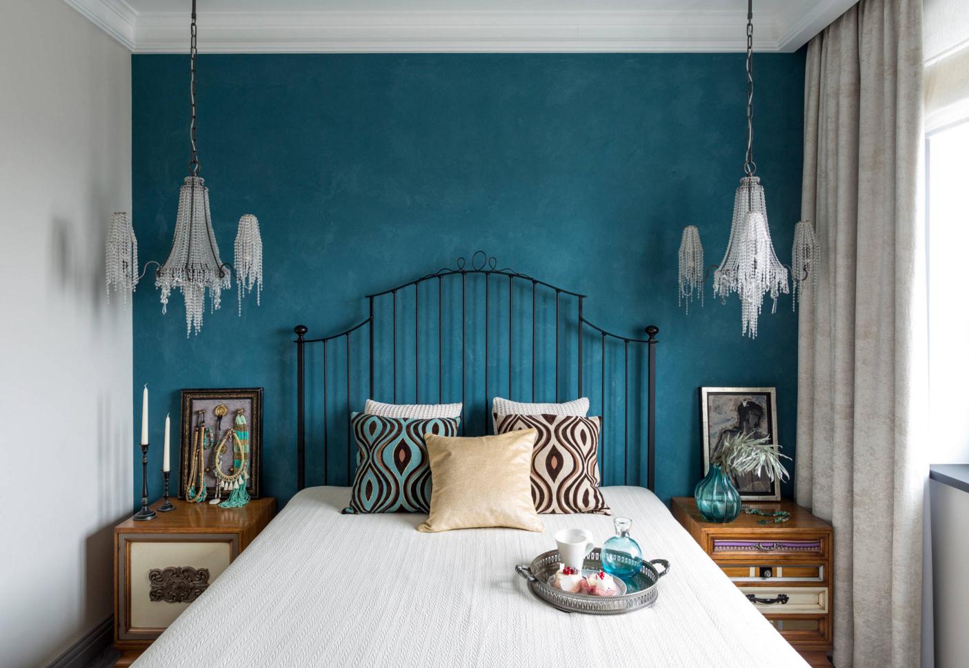 Интерьер вашей спальни