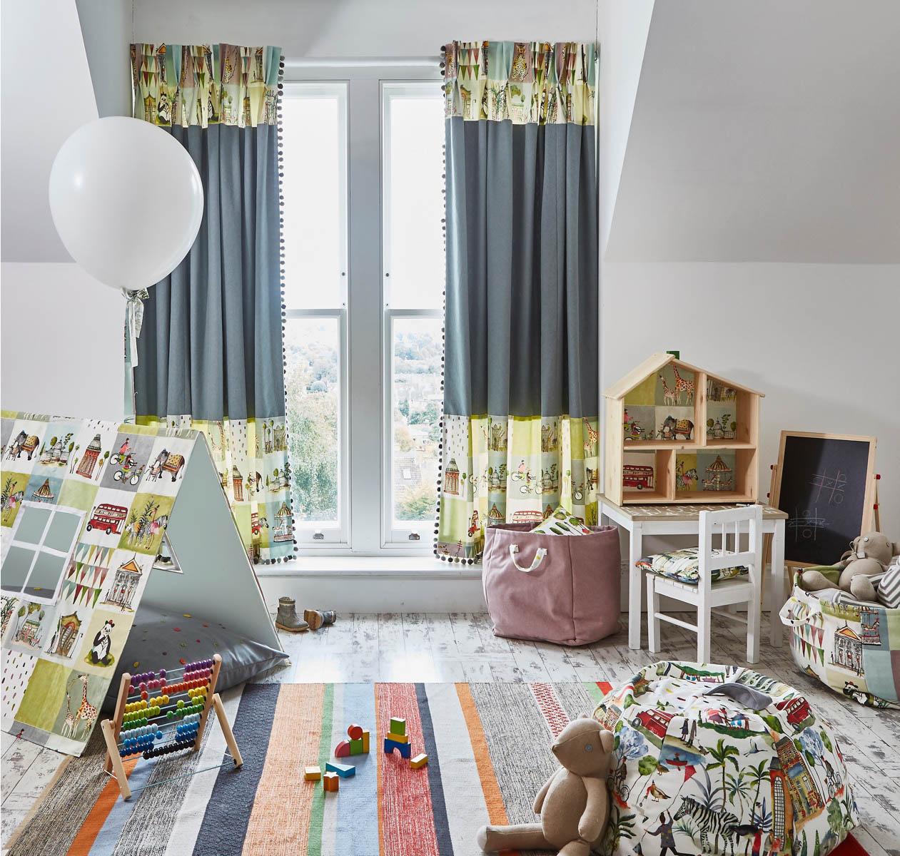 Ткани для детской Prestigious Textil