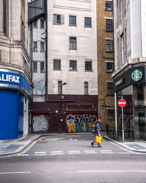 Oxford Street, London.