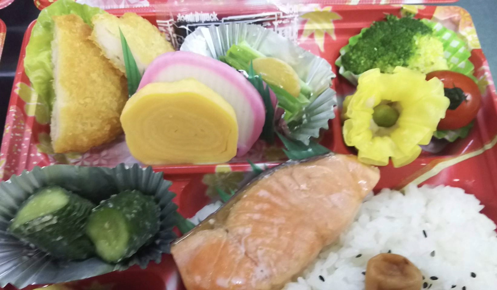 弁当(例)500円