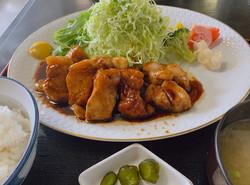 大トンテキ定食'
