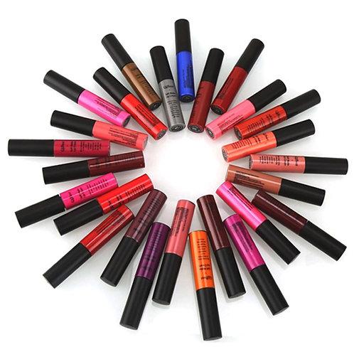 MATTE Color Liquid Lipstick waterproof