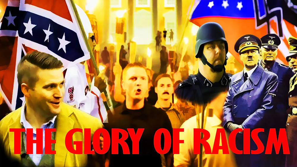 Glory Of Racism Pic