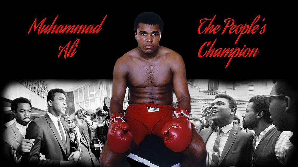 Muhammad The People's champ