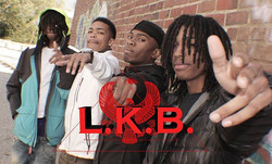 This young men from LKB are going places..