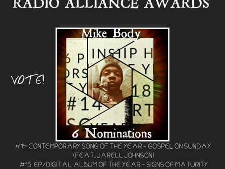 2017 RADIO ALLIANCE AWARDS VOTING