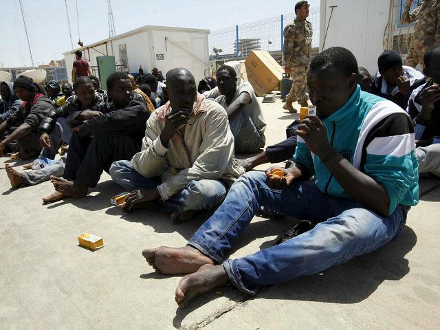 Image result for libyan slave markets