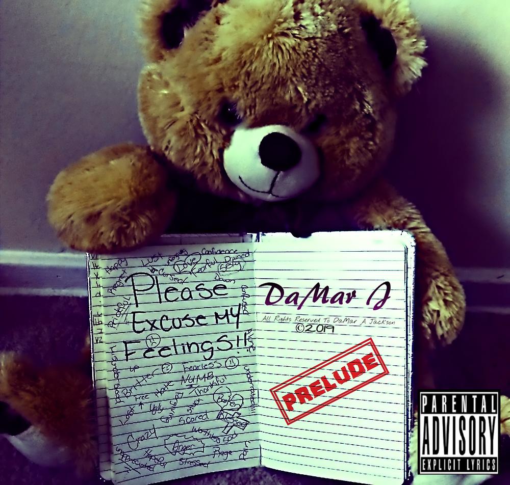 DaMar J - Please Excuse My Feelings Prelude (Acoustic).jpg