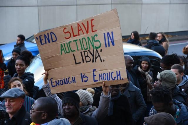 Image result for libya slave auction
