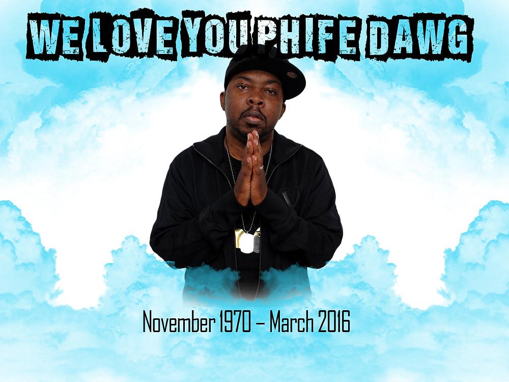 RIP Phife