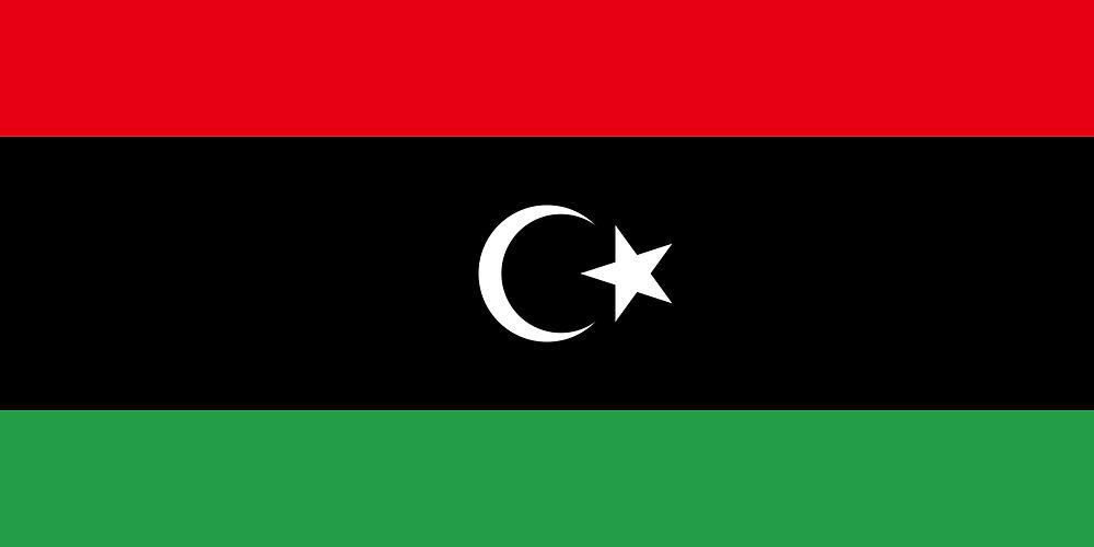 Image result for libyan flag