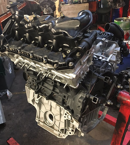 3.6 TDV8 Engine