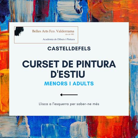 Curset de Pintura Castelldefels