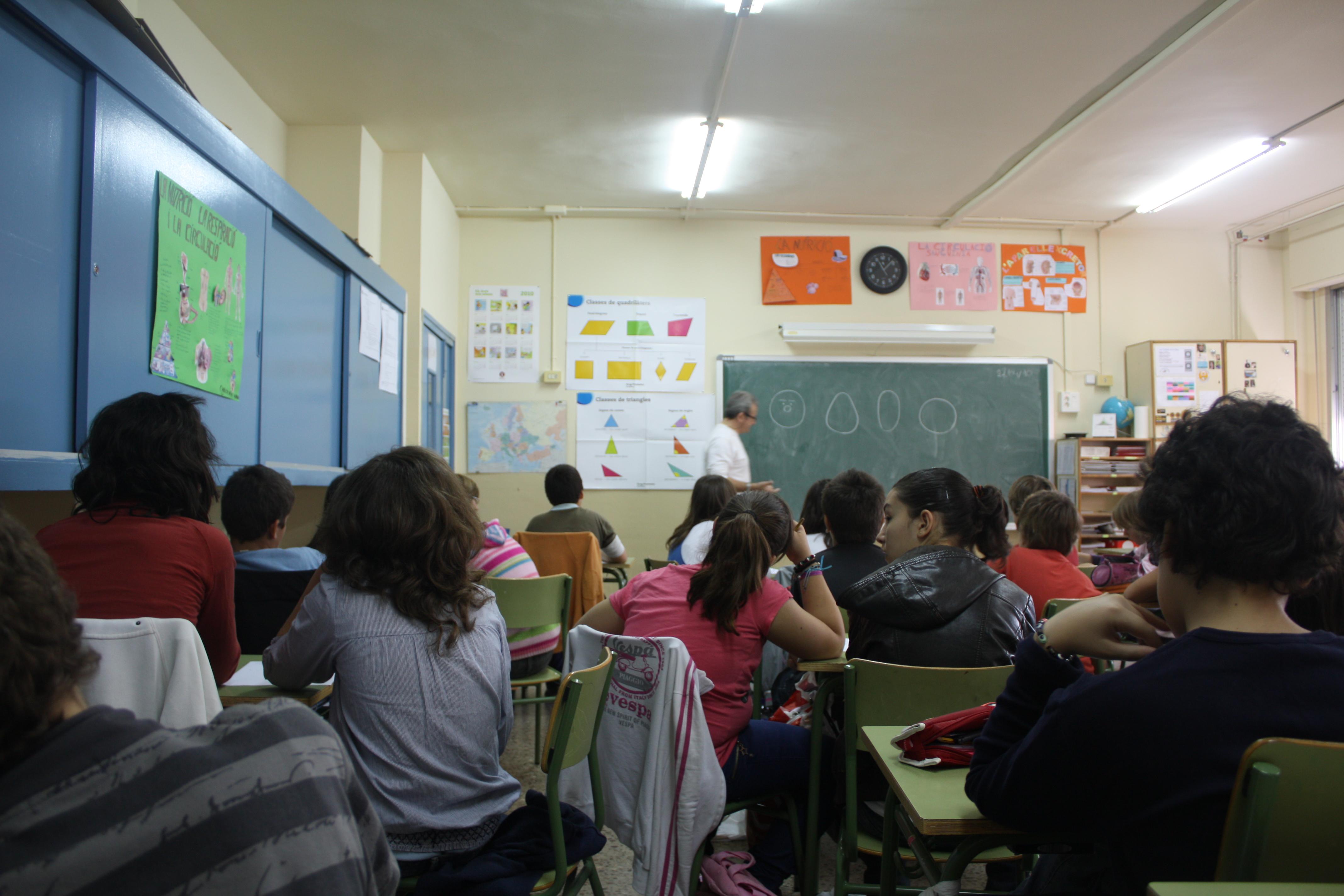 VSITA A ESCOLA: L'ERAMPRUNYÀ DE GAVÀ