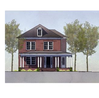 House 1 | Mason Construction | Dan Perkins