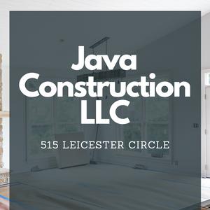 Java Construction LLC