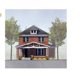 House 7 | Landis Homes | David Landis