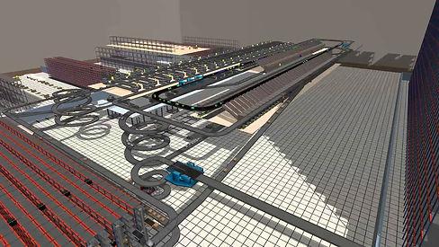 Flexsim, simulación, procesos, oprimización, mejora, continua, producción, 3D, dimensiones, cuello de botella