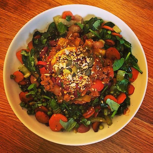 Quorn Chilli Con Carne >> Tea Recipe Quorn Chilli Con Carne