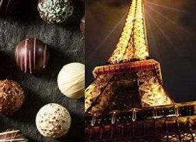 Chocolate Truffle Making Party w/a French Twist