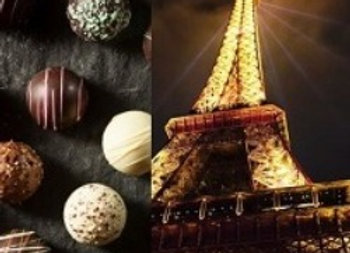 Chocolate Truffle Making with a French Twist