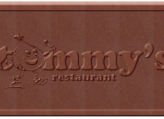 TOMMY'S Solid Chocolate Bar
