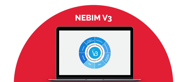NEBIM V3 – ЕРП систем