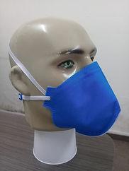 PFF 2 N95 Azul S/Válvula