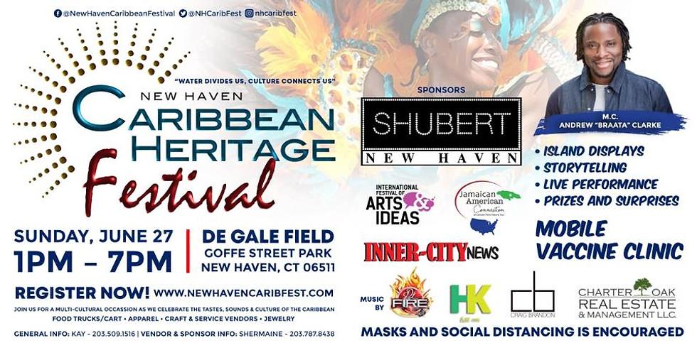 2021 New Haven Caribbean Heritage Festival
