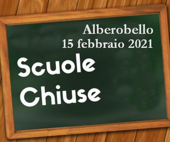 ALBEROBELLO – Scuole chiuse