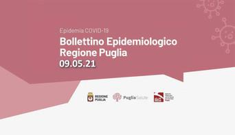 COVID - Registrati 646 casi positivi: 229 in provincia di Bari e 2 decessi