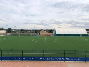 """ALBEROBELLO - Calcio: Fasano vs Aversa si giocherà allo """"Scianni-Ruggieri"""""""